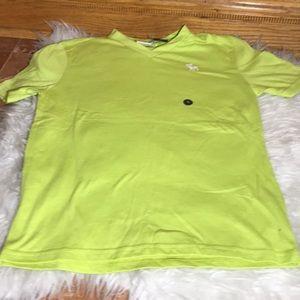 Green boys Abercrombie kids T-Shirt